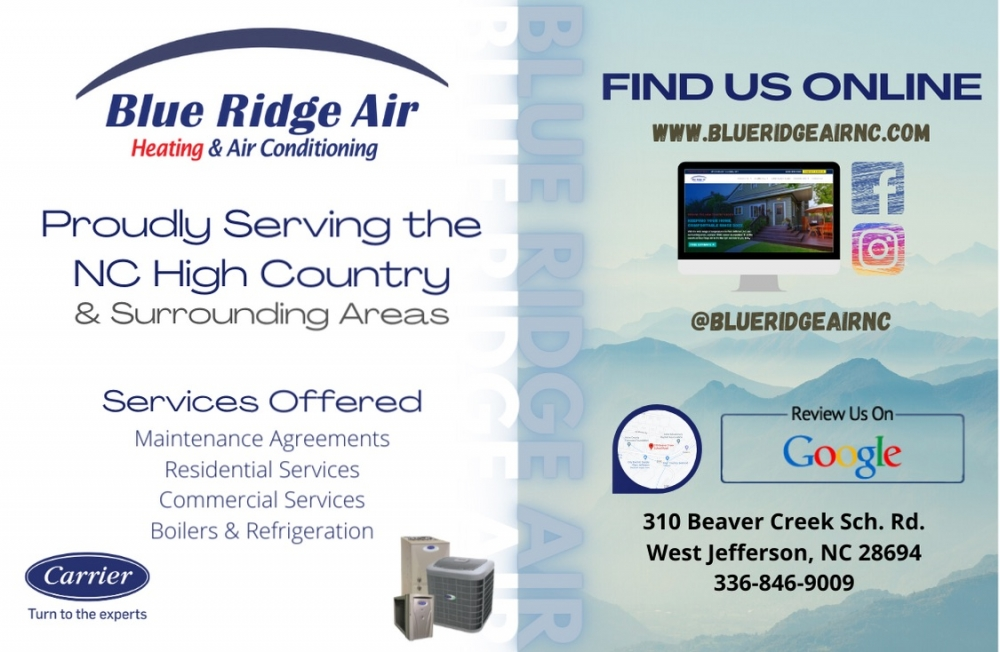 Blue Ridge Air